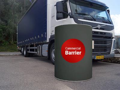 Commercial Barrier